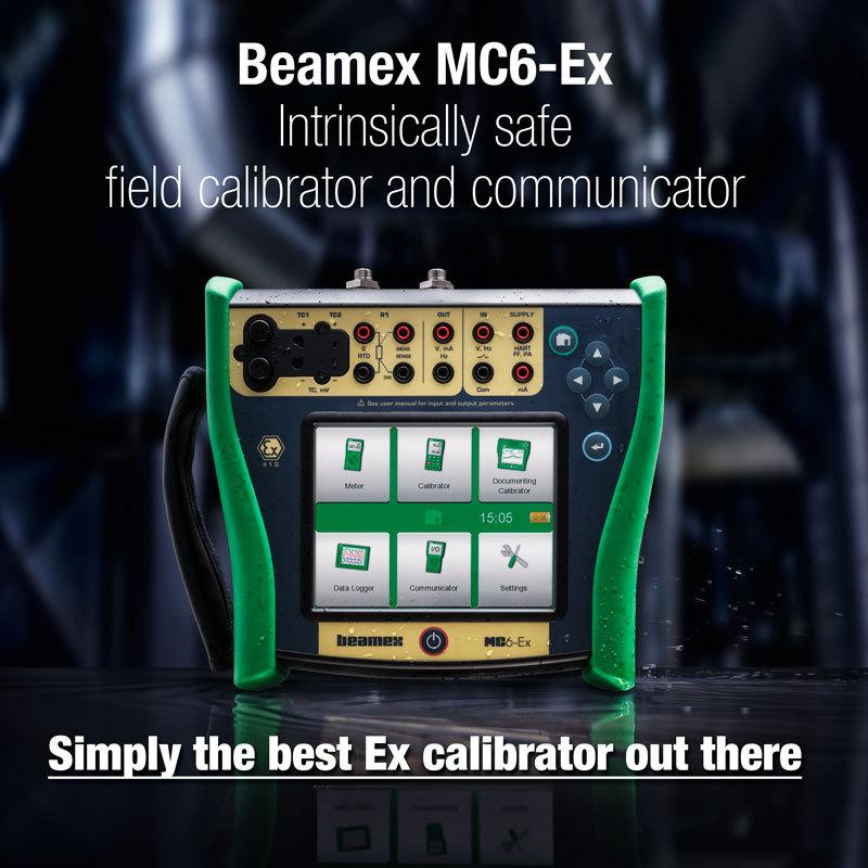 new-beamex-calibrator-mc6-ex
